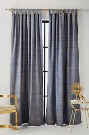Ready Made Curtains For Large Bay Windows by Curtains U0026 Drapes Anthropologie