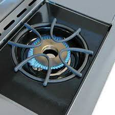 Spider Burners napoleon lex605rsbipss 69 inch freestanding gas grill with