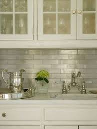 Kitchen Backsplash Photos White Cabinets by Http Www Manufacturedhomerepairtips Com Easybacksplashideas Php