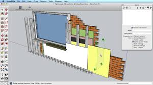 sketchup training series advanced sections youtube
