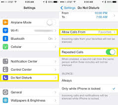 how to let some calls get past do not disturb ios tips cult of mac