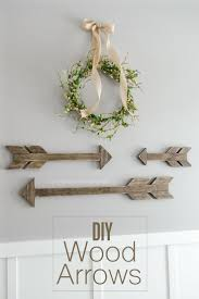 How To Make Home Decor Signs 25 Best Wood Arrow Ideas On Pinterest Arrow Decor Wooden