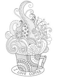 20 gorgeous free printable coloring pages colour book