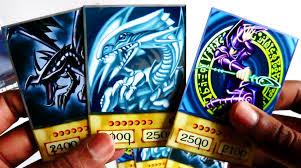 yugioh orica style blue eyes white dragon red eyes b dragon