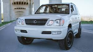lexus lx 470 car price 2001 lexus lx470 outstanding youtube