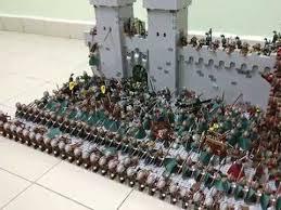 siege lego castle siege moc