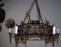 Antique Iron Chandeliers Best Wrought Iron Chandeliers Rustic Ideas Design Ideas And Decor