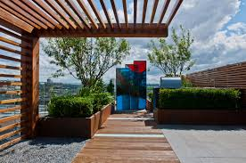 architecture surprisingly house rooftop gardens designs thinkter
