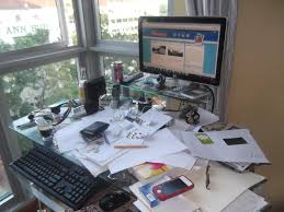 How To Clean Your Desk How To Clean Your Desk Without Doing Anything
