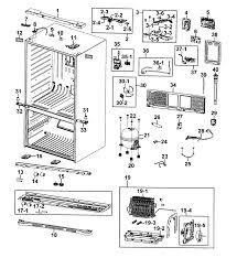 samsung refrigerator parts model rf4287harsxaa0001 sears