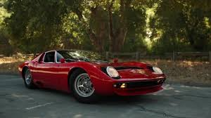 petrolicious pays tribute to lamborghini miura p400 s video news