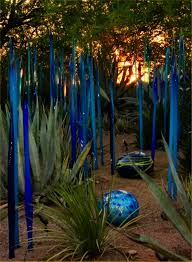 Desert Botanical Garden Chihuly Soul More Glass In The Desert At Dale Chihuly Desert