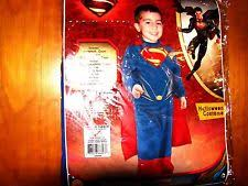 Superman Halloween Costume Toddler Boys U0027 Steel Costumes Ebay