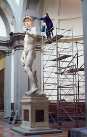 art history the meaning behind michelangelo u0027s iconic u0027david u0027 statue