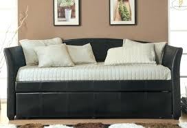 stanton linen daybed fraser twin daybed with pull out trundle