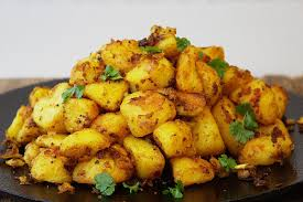 cuisine recipes easy easy bombay potatoes tales from the kitchen shed