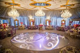 wedding supply rental pretty floor with a gobo light a gobo disc can be custom