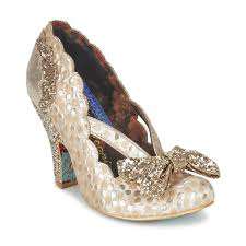 wedding shoes for of the groom court shoes irregular choice curtain call gold women shoes