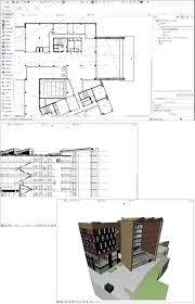 floor plan area calculator archicad 19 aecbytes review a project with different views open in