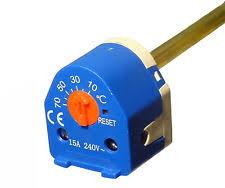 immersion heater thermostat ebay
