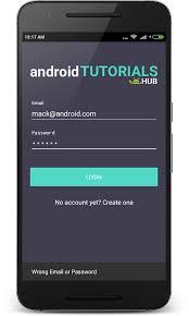 cara membuat akun google di hp java android login and register with sqlite database tutorial android