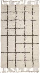 moroccan shag rug ottomanson ultimate shaggy collection moroccan