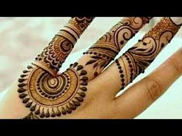 henna simple mehndi designs for fingers