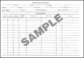 daily activity report template daily activity report template form 112 r 1 impression photos