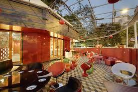 interior design colorful design interior cafe ideas with retro