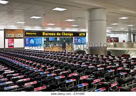 bureau de change birmingham airport airport terminal stock photos airport terminal stock