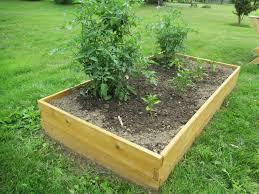 Cedar Raised Garden Bed Raised Garden Bed Kit 3 U0027x6 U0027