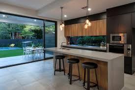 amazing kitchen ideas eye catching 8 amazing kitchens featuring caesarstone concrete