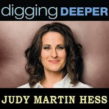 Judy Martin Hess Biography - digging deeper judy martin hess homecoming magazine