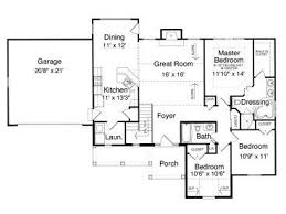 French Cottage Floor Plans 42 Best House Plans Images On Pinterest Ranch House Plans House