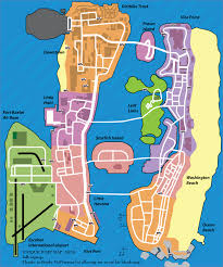 Ocean City Map Grand Theft Auto Vice City Stories Unique Jumps Map For Psp By