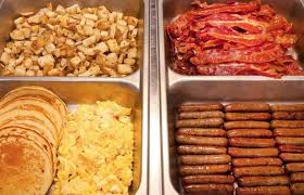 American Buffet Food by Catering Colorado Springs Co Fresh Taste Catering