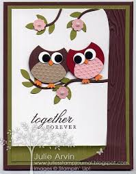 How To Make Punch Cards - best 25 owl card ideas on pinterest owl punch cards fathers