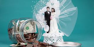 wedding budget who pays for a wedding