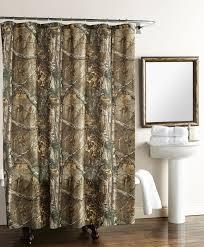 Brown Ruffle Shower Curtain by Bathroom Fascinating Shower Curtain Walmart For Your Bathroom