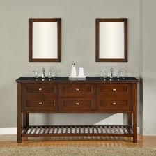 L Shaped Bathroom Vanity by 70