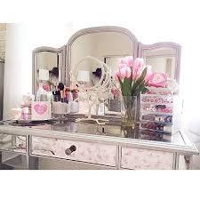 Cute Vanitys 56 Best The Mirrored Vanity Images On Pinterest Makeup