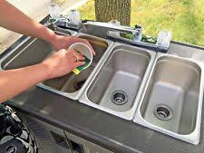 c sink with foot pump portable hand sink ebay