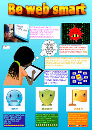 design poster buy parkfield primary school year 5 computing internet safety posters
