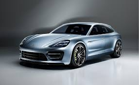 porsche sports car porsche panamera sport turismo at the geneva motor show by car