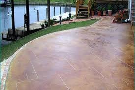 fabulous concrete patio floor paint ideas landscaping gardening