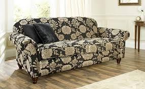 Black Fabric Sofa Fabric Sofa Beds Uk Nrtradiant Com