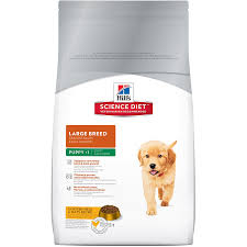 amazon com hill u0027s science diet puppy large breed dry dog food 30