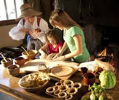 history of america s thanksgiving in historic virginia