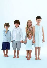 tenue mariage enfant tenues mariage tenue cortège vêtements enfants mariage