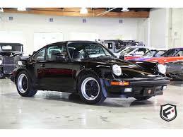 porsche 930 turbo for sale 1988 porsche 930 turbo for sale classiccars com cc 1041770